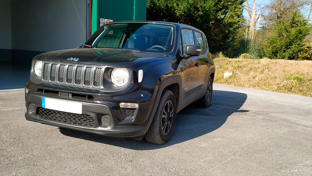 Jeep Renegade GLP